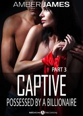 Captive. Possessed by a Billionaire - 3
