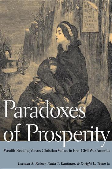 Paradoxes of Prosperity PDF