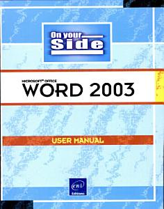 Word 2003 on Your Side PDF