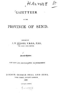A Gazetteer of the Province of Sind