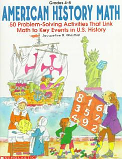 American History Math Book