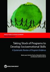 Taking Stock of Programs to Develop Socioemotional Skills: A Systematic Review of Program Evidence