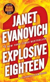 Explosive Eighteen Book