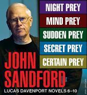 John Sandford Lucas Davenport Novels 6-10