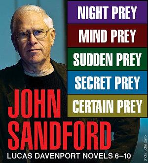 John Sandford Lucas Davenport Novels 6 10
