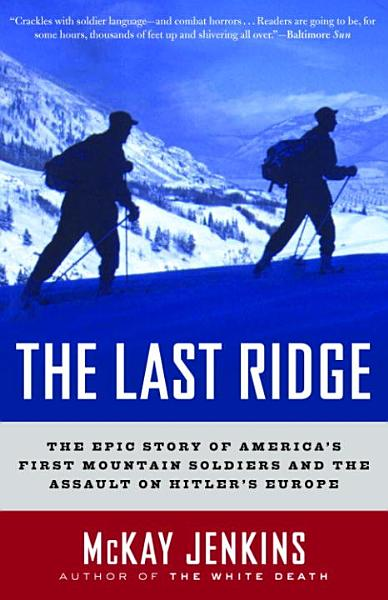 Download The Last Ridge Book