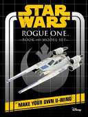 Star Wars  Rogue One Book and Model