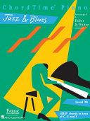Chordtime Piano Jazz & Blues