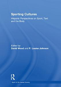 Sporting Cultures PDF