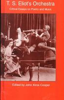 T S  Eliot s Orchestra PDF