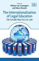 The Internationalisation of Legal Education PDF