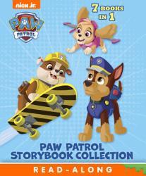 Paw Patrol Storybook Collection Paw Patrol  Book PDF