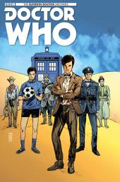 Doctor Who: The Eleventh Doctor Archives #8: When Worlds Collide