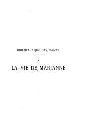 La vie de Marianne: Volume3