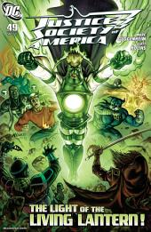 Justice Society of America (2006-) #49