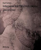 Interview mit Heinrich Heine: Über Dichter