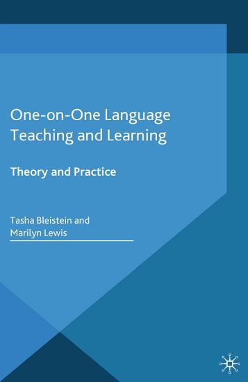 One on One Language Teaching and Learning PDF