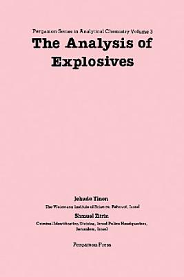 The Analysis of Explosives