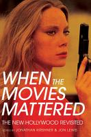 When the Movies Mattered PDF