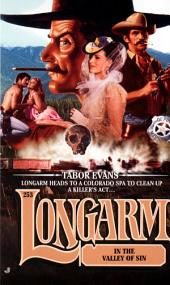 Longarm 253: Longarm in the Valley of Sin
