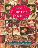 Rose s Christmas Cookies Book