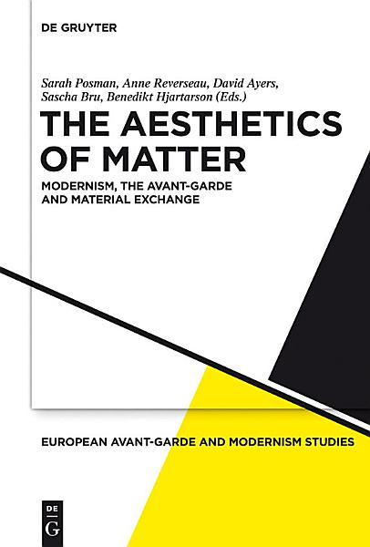 The Aesthetics of Matter