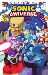 Sonic Universe #76
