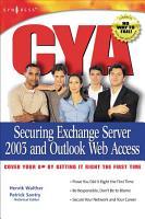 CYA Securing Exchange Server 2003 PDF