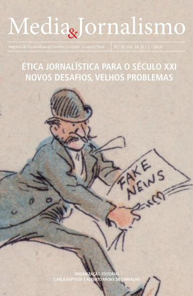 Media&Jornalismo nº 32 Vol. 18, nº 1