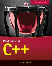 Professional C++: Edition 3