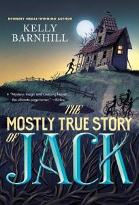 The Mostly True Story of Jack Book