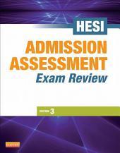 Admission Assessment Exam Review E-Book: Edition 3