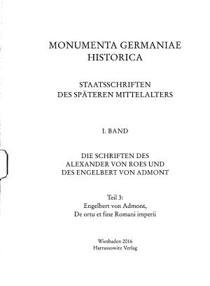 De Ortu et fine Romani imperii PDF