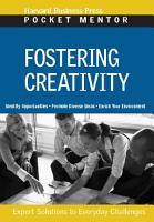 Fostering Creativity PDF