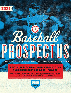 Baseball Prospectus 2020 PDF