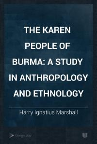 The Karen People of Burma PDF
