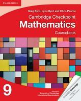 Cambridge Checkpoint Mathematics Coursebook 9 PDF