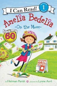 Amelia Bedelia on the Move Book
