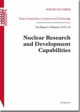 Nuclear research and development capabilities PDF