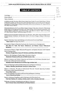 The Farfaru Journal of Multi disciplinary Studies PDF