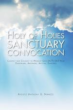 Holy of Holies Sanctuary Convocation