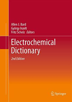Electrochemical Dictionary PDF