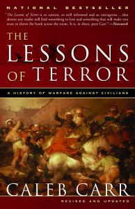 The Lessons of Terror Book