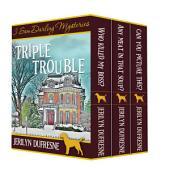Triple Trouble: a Sam Darling cozy mystery box set