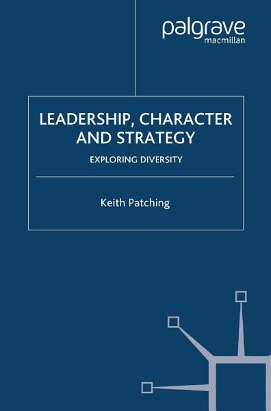 Download Leadership  Character and Strategy Book