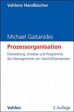 Prozessorganisation PDF