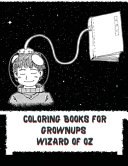 Coloring Books for Grownups Wizard of Oz PDF