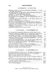 Le Correspondant: Volume168