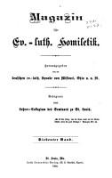 Magazin f  r ev  luth  Homiletik und Pastoraltheologie PDF