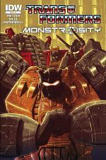 Transformers: Monstrosity #3